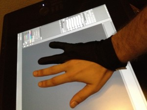 Lee Workspace Glove